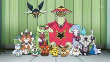 Ultra Guardians Pokémon 2