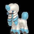 676Furfrou La Reine Trim Pokémon HOME