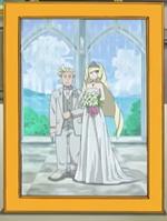 Mohn and Lusamine (closeup)