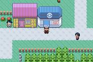 Mauville City - Pokémon Mart (Gen III)
