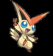 494Victini Pokemon 20th Anniversary