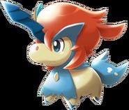 647Keldeo Pokemon Rumble U