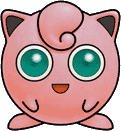 Jigglypuff (Super Smash Bros. Artwork)