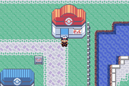 Slateport City - Pokémon Center (Gen III)