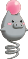 325Spoink Pokemon Mystery Dungeon Explorers of Time and Darkness