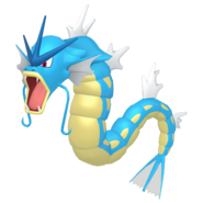 130Gyarados Pokémon HOME