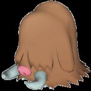 221Piloswine Pokémon PokéPark