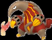 631Heatmor Pokémon HOME