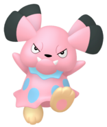 209Snubbull Pokémon HOME