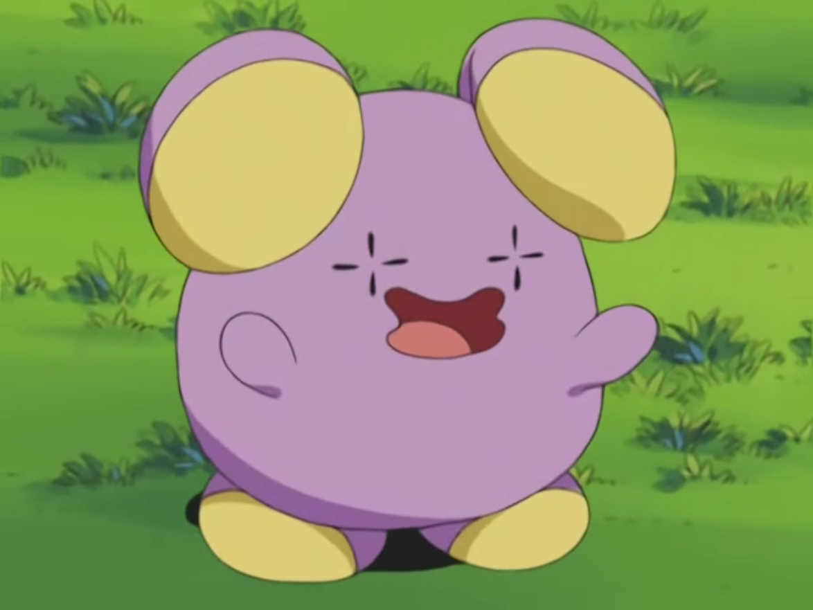 Alanna had a Whismur, whom she wanted to take on the Trick House challenge to work together, to befriend each other better.