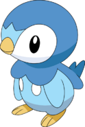 393Piplup DP anime