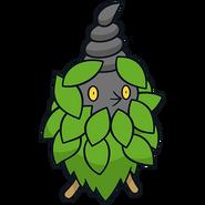 412Burmy Plant Cloak Dream