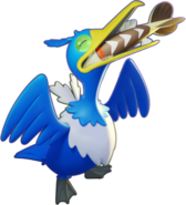 845Cramorant Pokémon UNITE