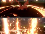 Blast Burn