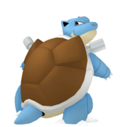 009Blastoise Pokémon HOME