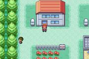 Pallet Town - Players House (Gen III)