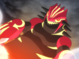 Groudon (Mega Evolution Special)