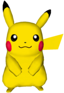 025Pikachu Pokemon PokéPark