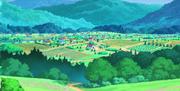 Kanto region Pallet Town