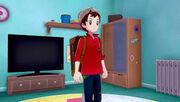 Pokemon Sword & Shield Gameplay Boy Trainer