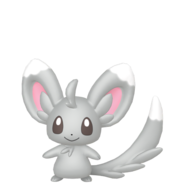 572Minccino Pokémon HOME