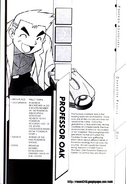 Volume 25 Professor Oak profile