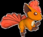 037Vulpix Pokémon PokéPark