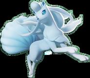 038Ninetales-Alola Pokémon UNITE