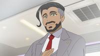 Chairman Rose anime