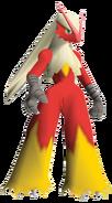 257Blaziken Pokemon Colosseum