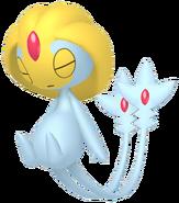 480Uxie Pokémon HOME
