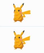 Pikachu chromatique