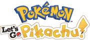 Pokémon Let's Go Pikachu! Logo