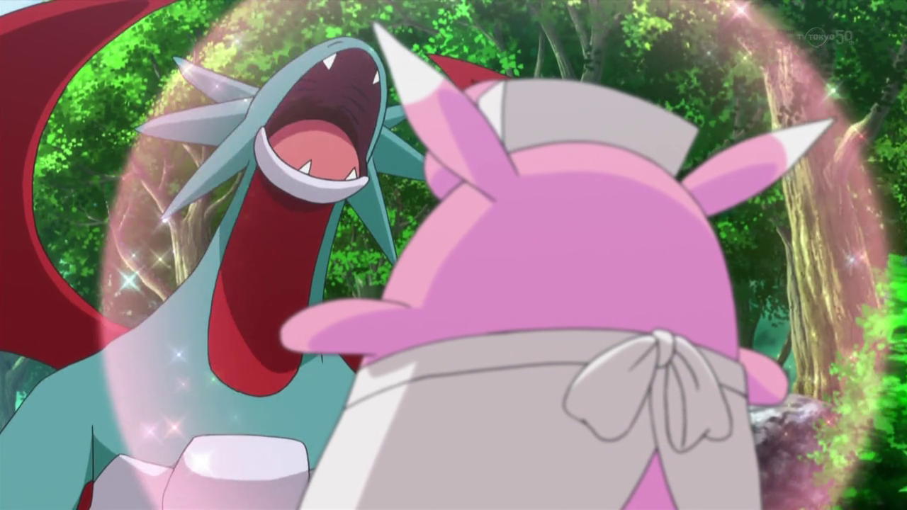 XY045: The Clumsy Crier Quiets the Chaos!