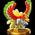 칠색조 피규어 Wii U