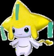 385Jirachi Pokemon Colosseum