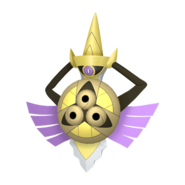 681Aegislash Shield Forme Pokémon HOME