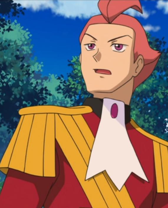 Baron Alberto (MS010)