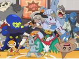 Bea's Machamp (anime)