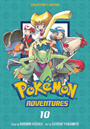 Viz Media Adventures Collector's Edition volume 10