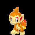 390Chimchar Pokémon HOME