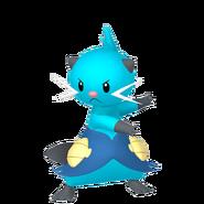 502Dewott Pokémon HOME