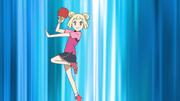 Lillie ping pong uniform