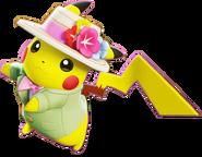 025Pikachu Fashionable Style Pokémon UNITE