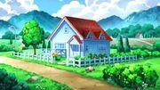 Ash's Home Pallet Town