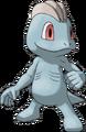 066Machop Pokemon Ranger Shadows of Almia