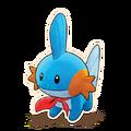 258Mudkip Pokémon Mystery Dungeon Rescue Team DX
