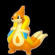 419Floatzel Pokémon HOME
