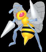 015Beedrill Pokémon HOME