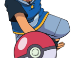 Ash Ketchum/Ruby and Sapphire